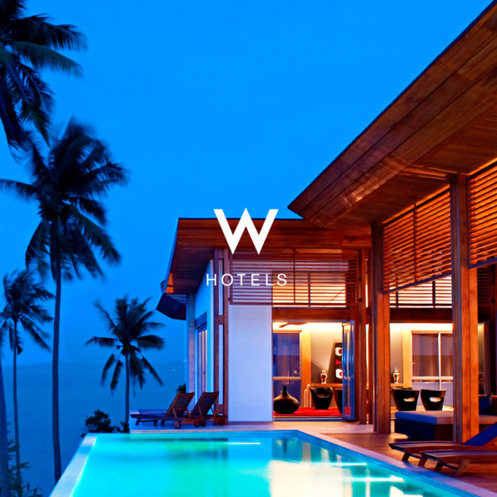 W Hotels & Resorts