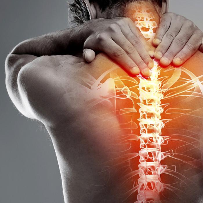 Лечение остеохондроза в грудном отделе в домашних  348